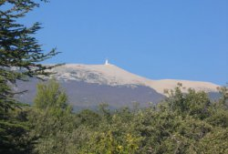 One week at the foot of Mont Ventoux. A week including lodging, breakfast, dinners, 5 days of private tours and transfers.